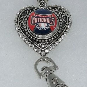 Washington Nationals Necklace